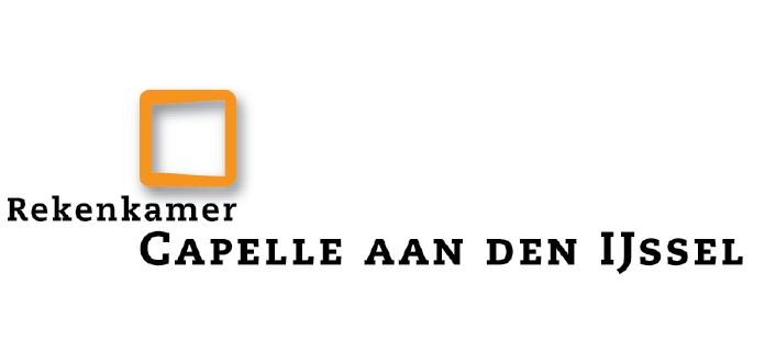 Logo Rekenkamer Cappele aan den IJssel