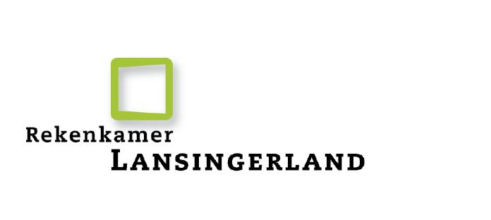 Logo Rekenkamer Lansingerland