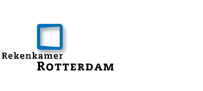 Logo Rekenkamer Rotterdam
